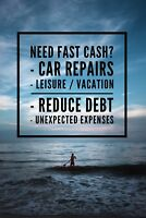 Looking for fast cash?