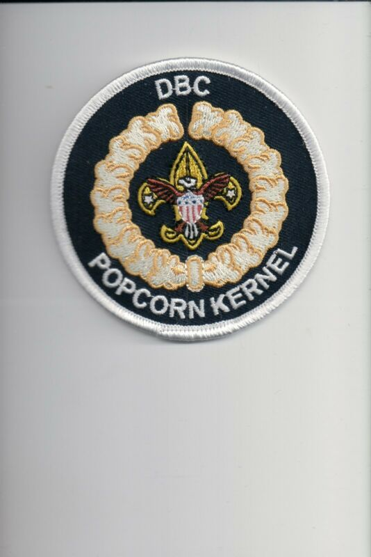 Dan Beard Council Popcorn Kernel patch