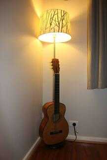 Gungahlin area act floor lamps gumtree australia free local guitar lamp created by resurrection instruments aloadofball Images