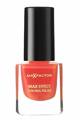 Max Factor Max Effect Mini Esmalte de Uñas 4.5ml Diva Coral #09