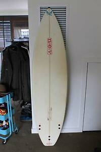 "Surfboard 'Nev' 6'8"" Botany Botany Bay Area Preview"