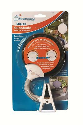 Clip On Sun Shade With UV Indicator