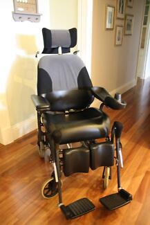 Magic Mobility Wheelchair : Style Jewel Tilt in Space Korweinguboora Moorabool Area Preview