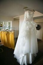 Wedding Dress & veil McKellar Belconnen Area Preview