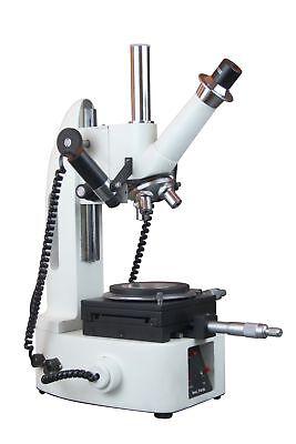 Radical 10x-30x-50x Toolmakers Precise Linear Angle Measuring Microscope W Ca...
