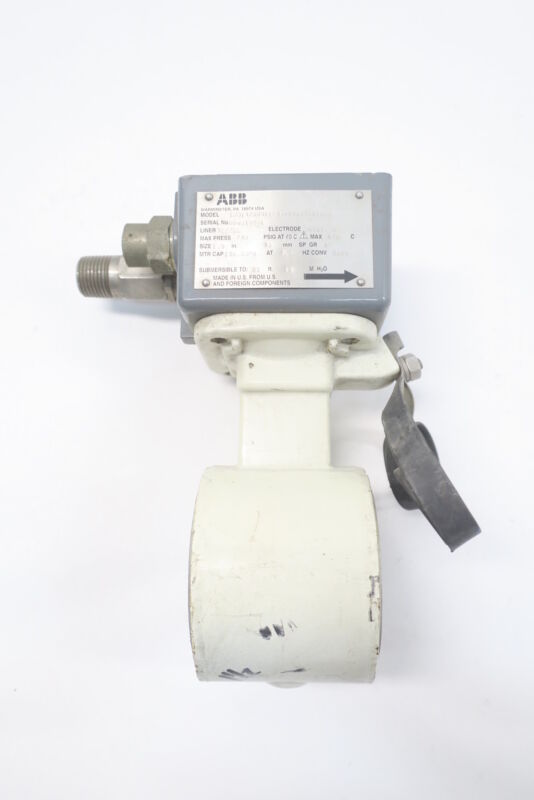 Abb 10D1475JN11PD29KY52A1112C2 Mini-mag Flow Meter 1-1/2in 158.5gpm