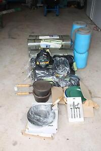 Assorted camping equipment Bees Creek Litchfield Area Preview