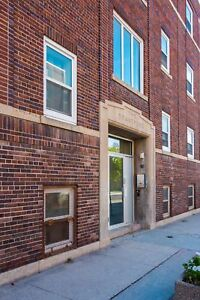 Bachelor Suites Available In Downtown Winnipeg on Ellice Ave