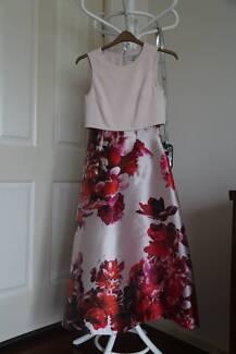 Beautiful blush floral dress by COAST
