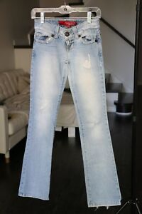 Guess women's jeans like new size 24