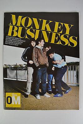 ARCTIC MONKEYS OBSERVER MAGAZINE SPECIAL 1ST JANUARY 2006 UNREAD 1ST INTERVIEW