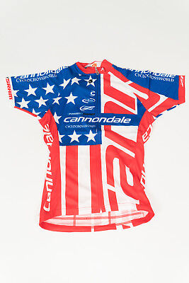 68839ea8cd74e6 New 2017 Women s Champ Sys Cannondale CX Nat l Champ SS Cycling Jersey