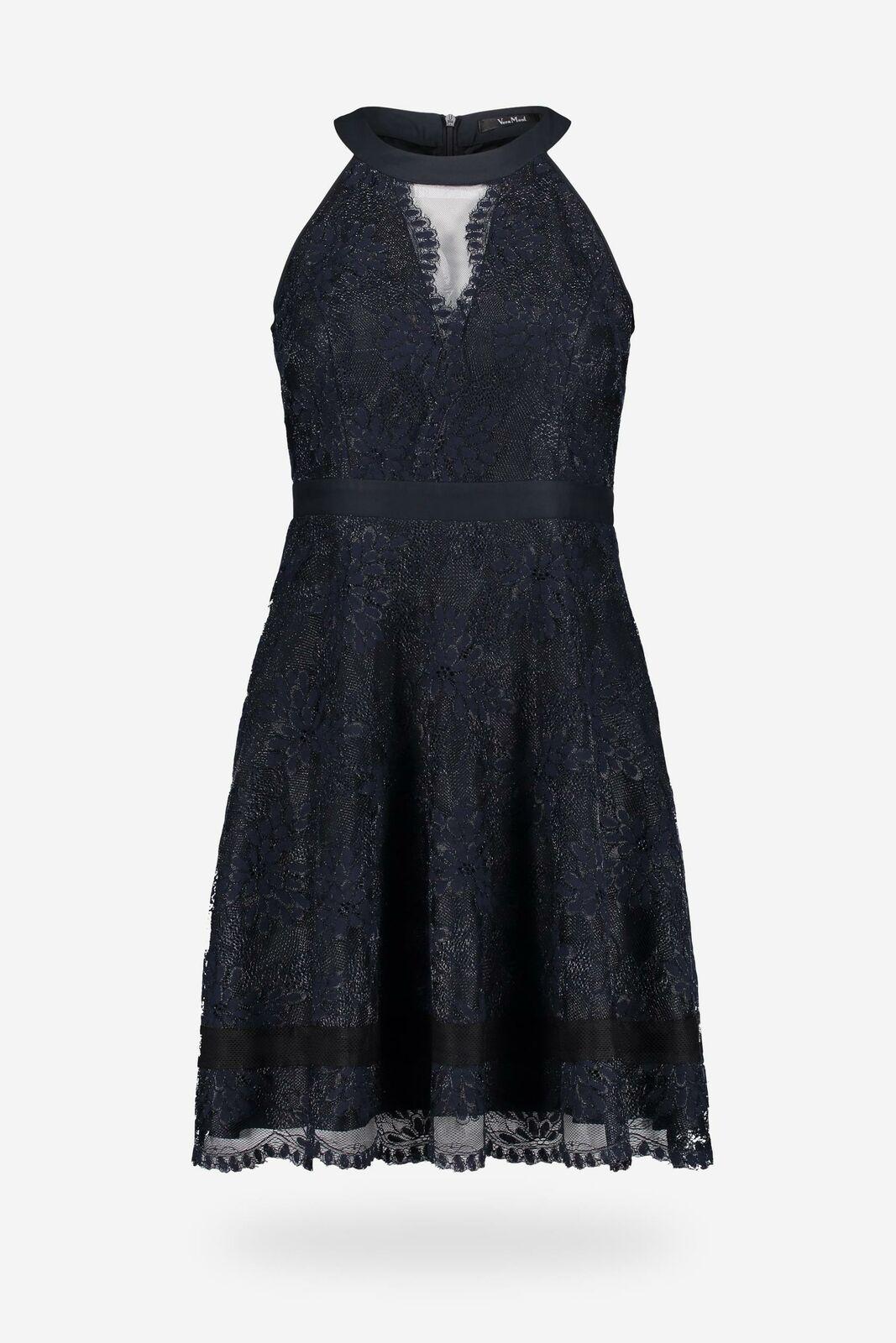 Vera Mont - Cocktailkleid Damen Spitze Glitzer Abendkleid elegant NEU: 164  €