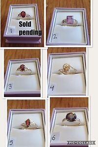 Brand new solid gold rings Woy Woy Gosford Area Preview