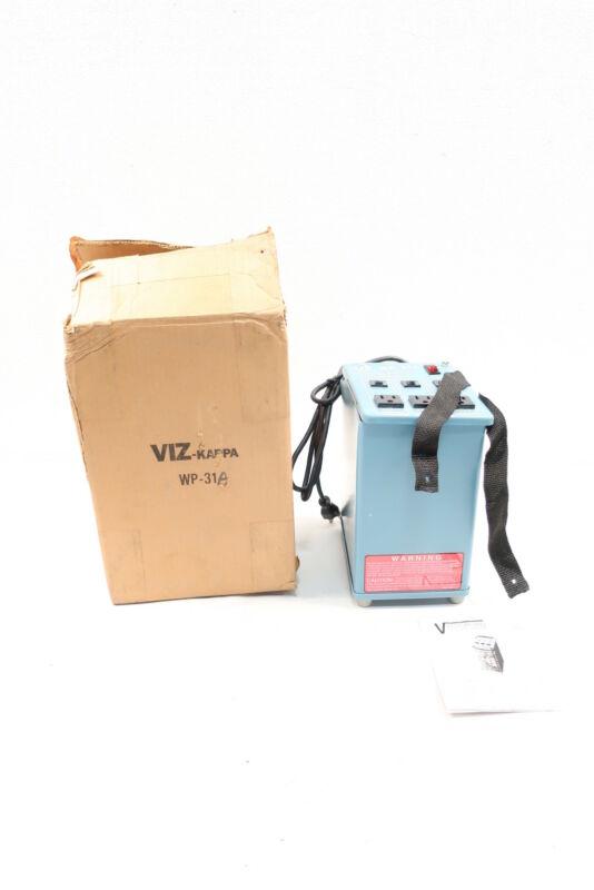 Viz WP-31A Isolation Transformer 350va 120v-ac