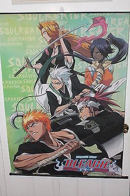 Shonen Jump Bleach Wall Scroll Cloth Poster