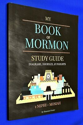 My Book of Mormon Study Guide Diagrams Doodles and Insights LDS Shannon Foster