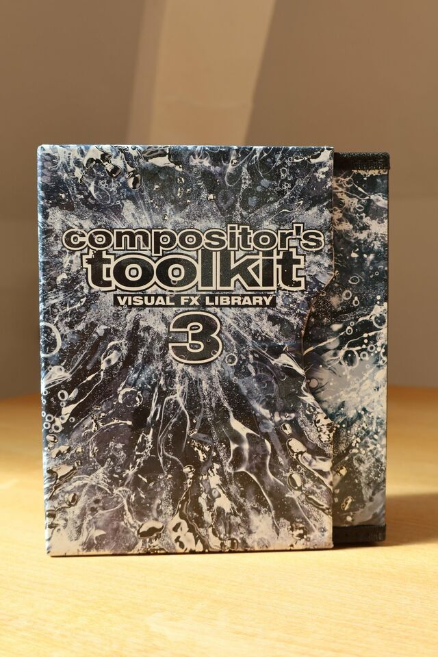 Digital Juice. Compositor's. Toolkit 3. Visual FX Library in Berlin - Westend