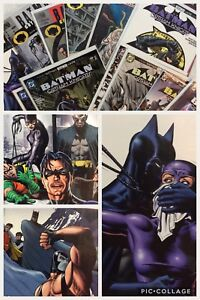Batman Gotham Knights. DC Comics. $25.00 /set or $4.00 /book.