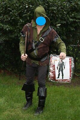 Robin Hood Adult Costume (Robin Hood Adult XL Costume Halloween Outfit Arrow)