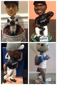 WANTED: BLUE JAYS BOBBLEHEADS