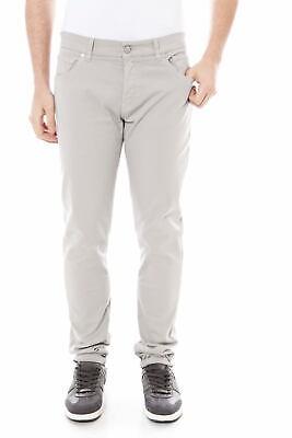 Daniele Alessandrini Jeans Trouser Man Beiges PJ5251L1003302 4 Sz. 33 PUT OFFER