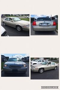 2007 Lincoln Town Car  **83,000KMS**
