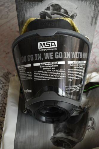 MSA 10161810 Facepiece, G1, Fire Service