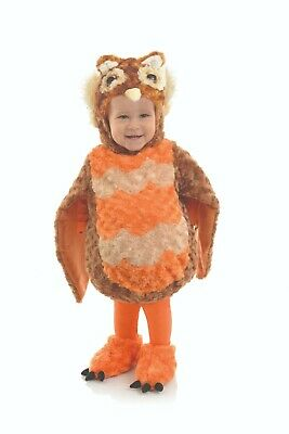 Underwraps Bauch Babys Eule Plüsch Kleinkinder Halloween Kostüm - Baby Eule Kind Kostüme