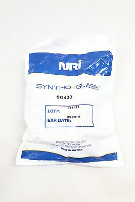New Nri Sg430 Syntho Glass Fiberglass Water Activated Composite Solution