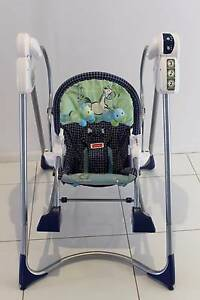Fisher Price Smart stages 3 in 1 Rocker Swing Shellharbour Shellharbour Area Preview