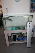 3' Fish Tank with stand and accessories Barmera Berri Area Preview