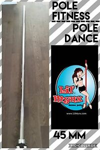 Pole fitness / pole dance (45 mm)