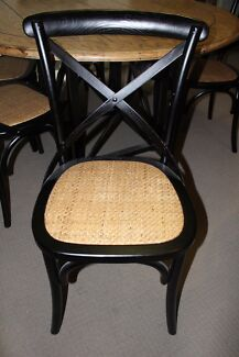 Circle Dining Table 6 Chairs