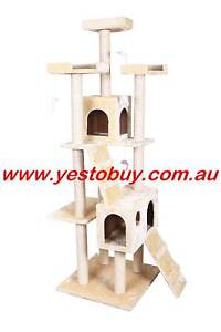 181cm Cat Tree, Scratch Post, Scratching Pole,Scratcher Furniture Oakleigh Monash Area Preview