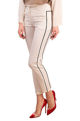 RRP €530 JOHN RICHMOND Tailored Trousers Size 44 / S Wool Blend Made in Italy