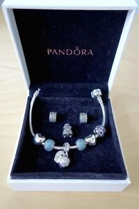 Brand New Pandora Bracelet and charms