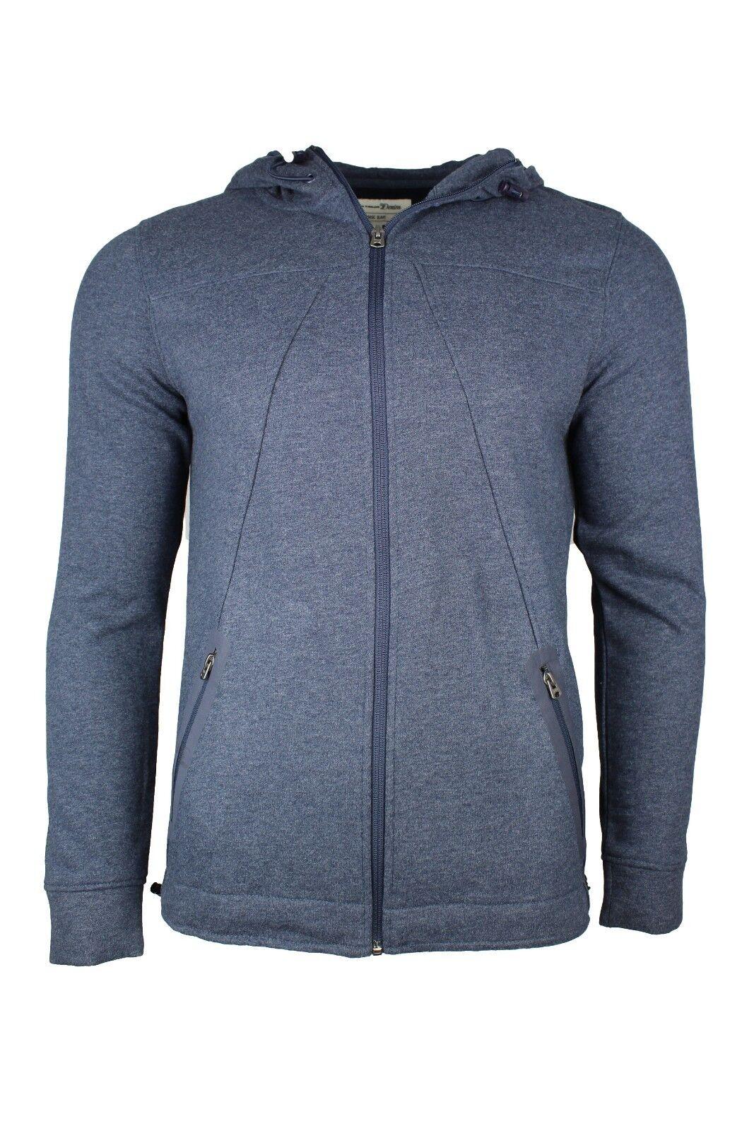 Neu TOM TAILOR Denim Herren Sweatshirt Sportive Sweatjacket 2f1be2ffd0