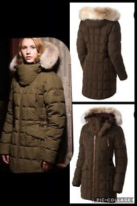 Women Sorel Conquest Carly Parka Size M