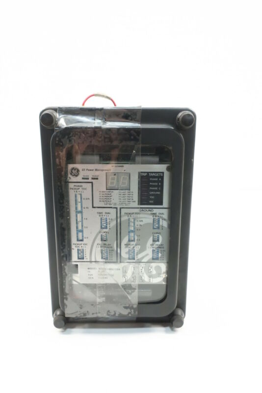General Electric Ge MDP3130000DA Control Relay 5amp 125/250v-dc