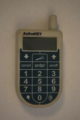 Ge Supra Activekey Realtor Keybox Key - No Charger Or Software Etc. Used.