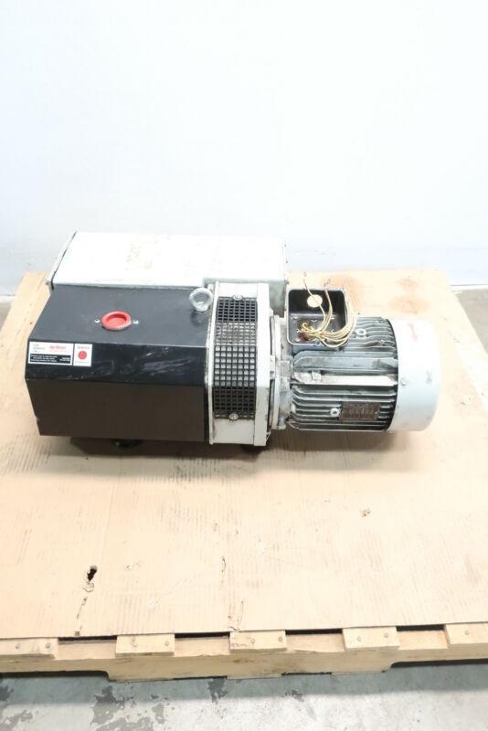 Leybold SV100 95011 Sogevac Vacuum Pump 5hp 460v-ac