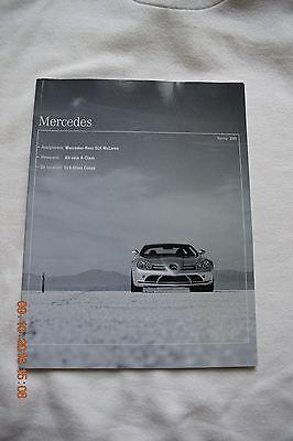 Mercedes magazine Spring 2005