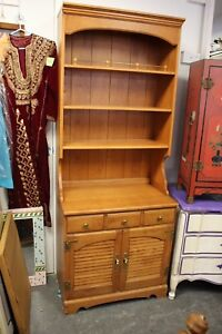 2 different Maple Hutches $110 each