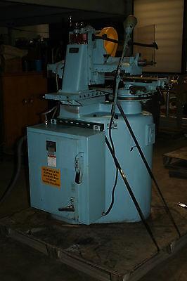 Williams Hussey Ok Radius Tool Grinder Cutter 0.5 Hp 1725 Rpm R-8