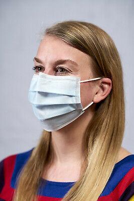 Mund/Nasenschutz-Maske (z.B. Arbeits-Schutzmaske f. Schleif- u. Polierareiten)