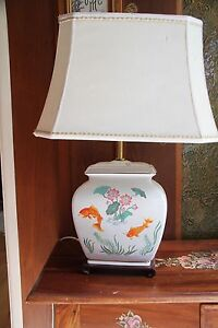 Lamp from franklin mint Emu Plains Penrith Area Preview