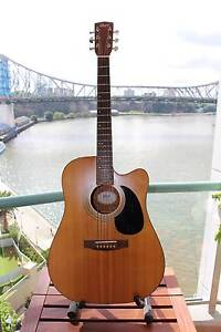 OFFERS CONSIDERED - CORT MR-F NS ELECTRIC ACOUSTIC GUITAR Brisbane City Brisbane North West Preview