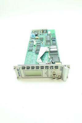 Entek C6652 Vibration Monitor Duel Channel Board