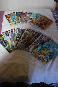 Simpsons Comic Collection - Bulk lot Kingaroy South Burnett Area Preview